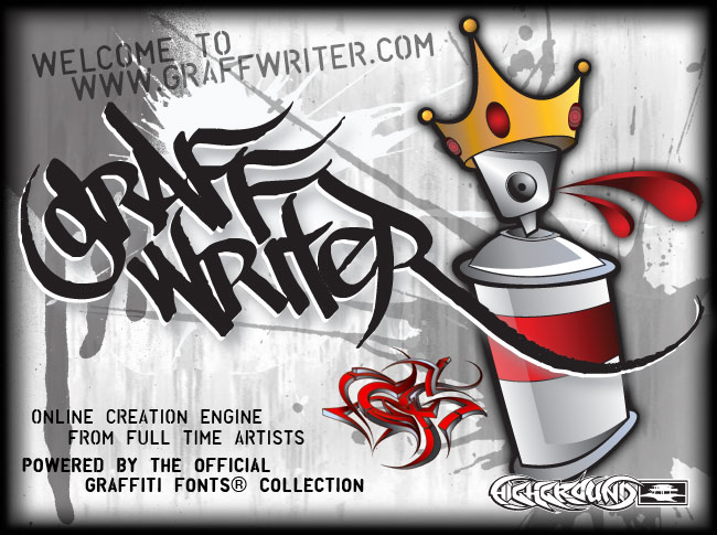 graffwriter create custom graffiti
