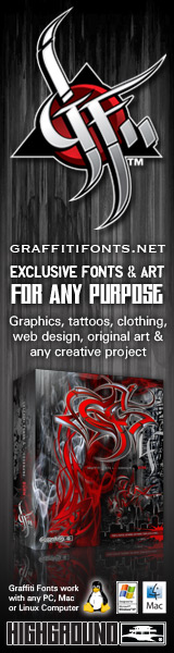 Graffiti Fonts 4.0